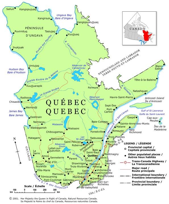 Nom D Une Ville Canadienne